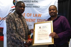 15_years_Long_Service_Award_recipient_Dr_Thokozani_Mbhele