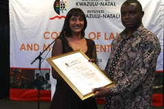 15_years_Long_Service_Award_recipient_Ms_Irene_Loubser